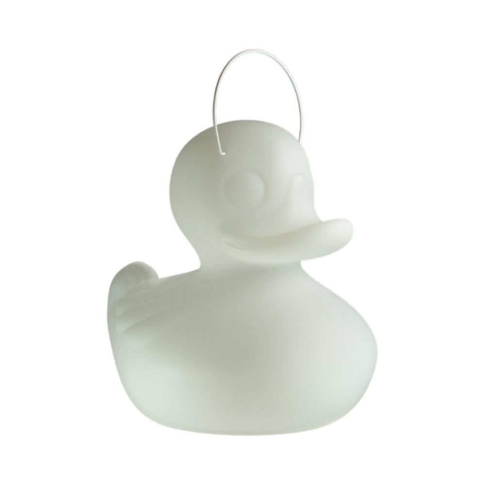 XL Kermis-Bad-Eend Lamp Wit-1