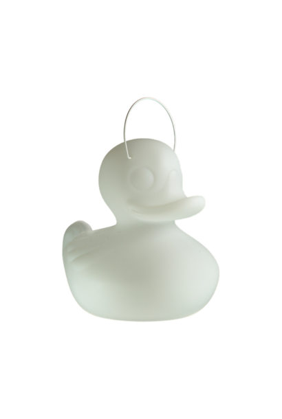 The DUCK Lamp Blanc - S