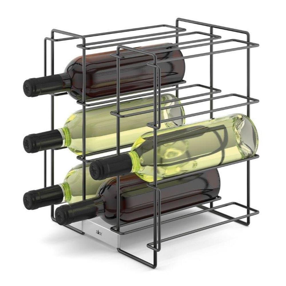 Flaschenregal für bis zu 12 Flaschen-1
