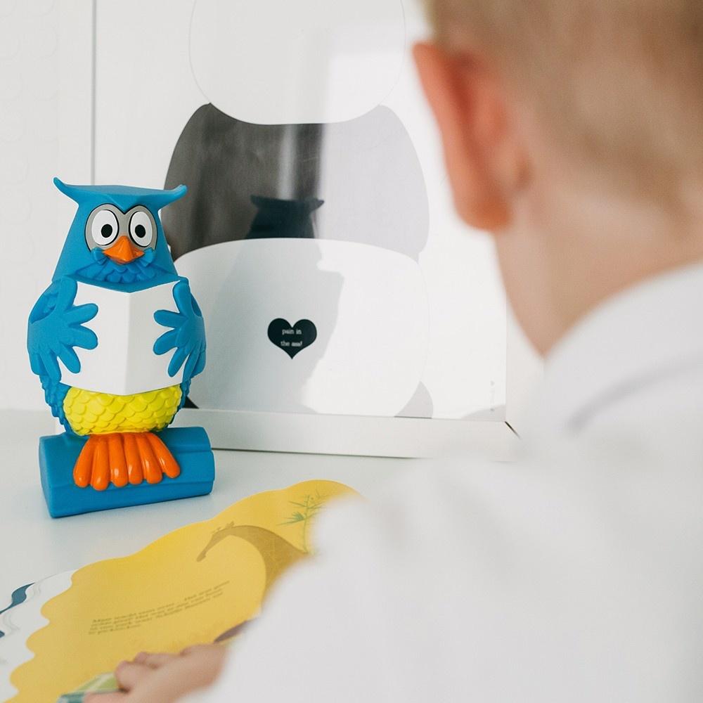 "Mister the Owl from ""De Fabeltjeskrant"" as Money Box-4"
