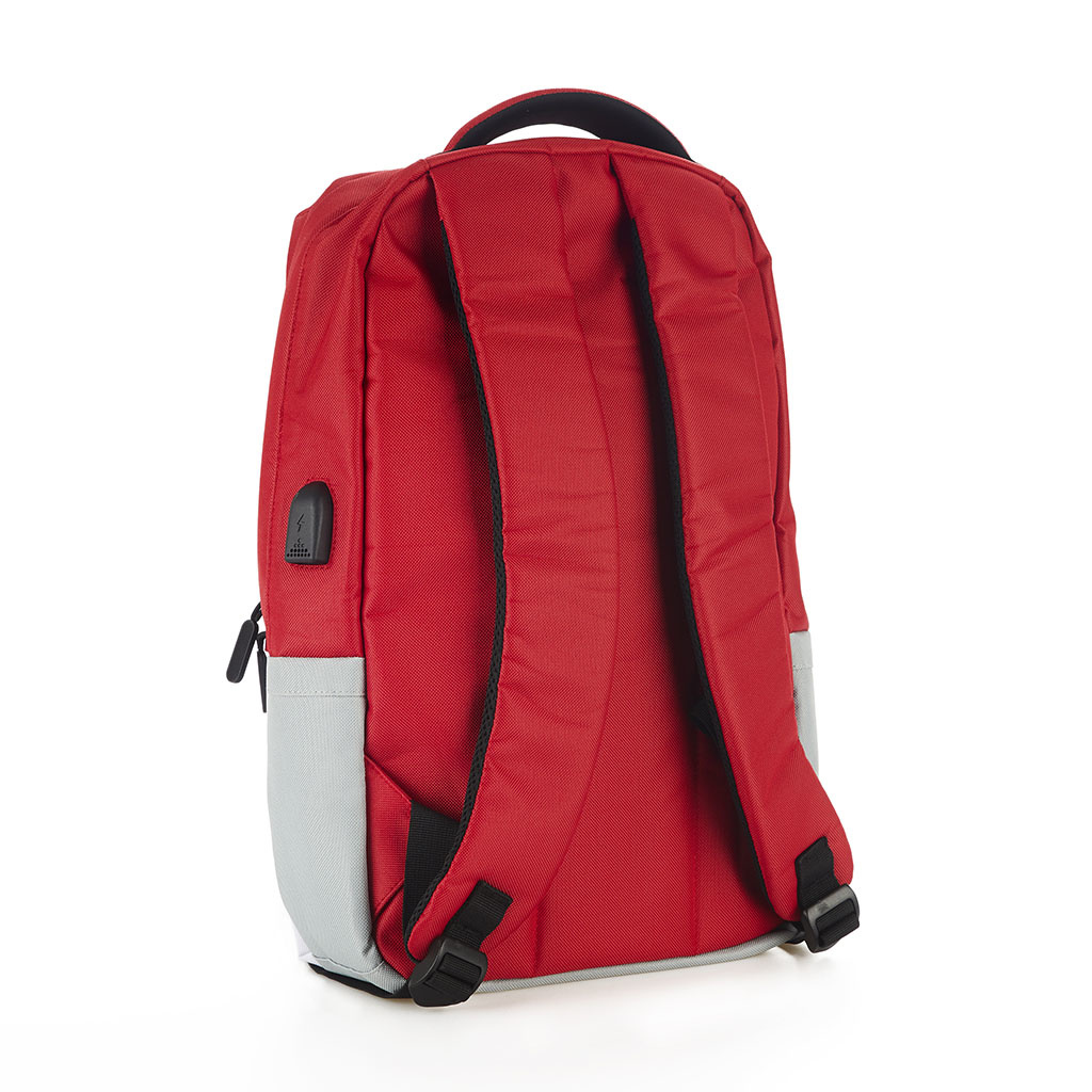 Pantone Backpack with USB-Port-3
