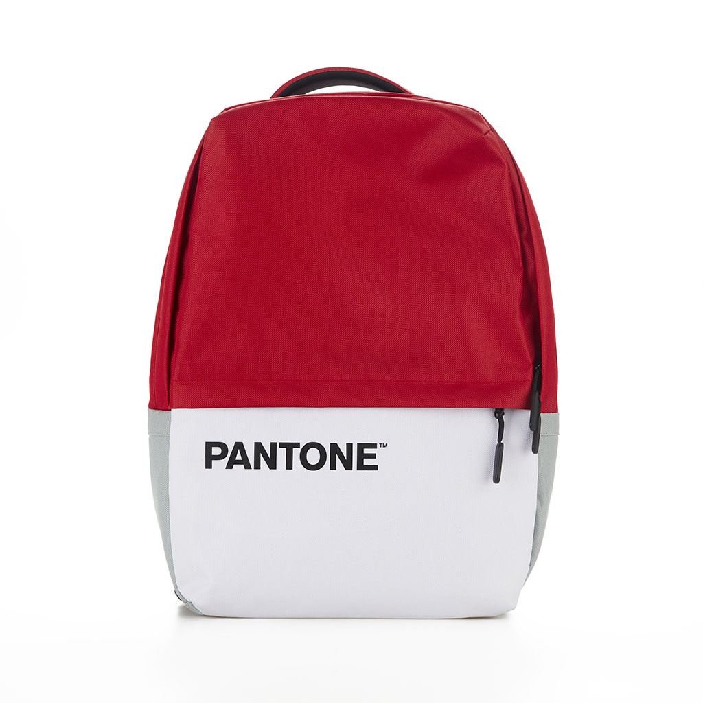 Pantone Backpack with USB-Port-1