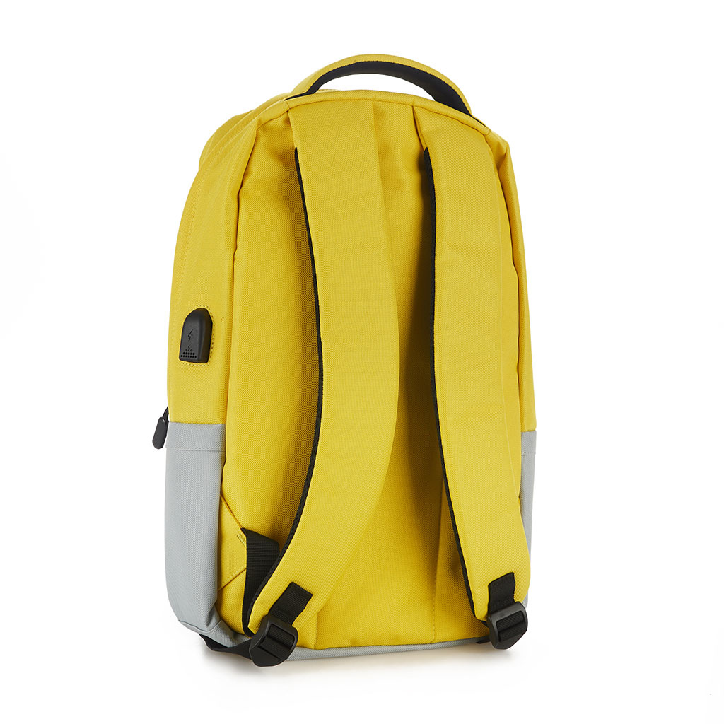 Pantone Backpack with USB-Port-7