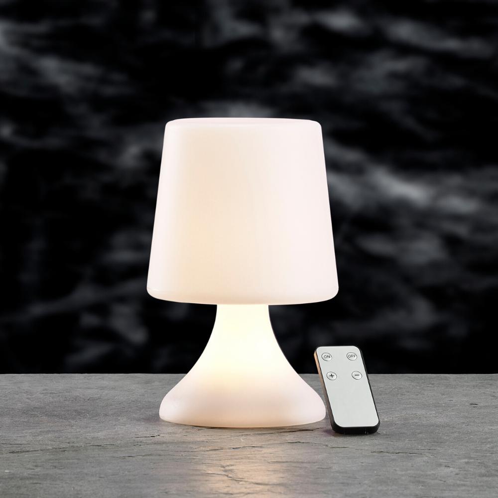 Oplaadbare & Waterbestendige Tafellamp-2