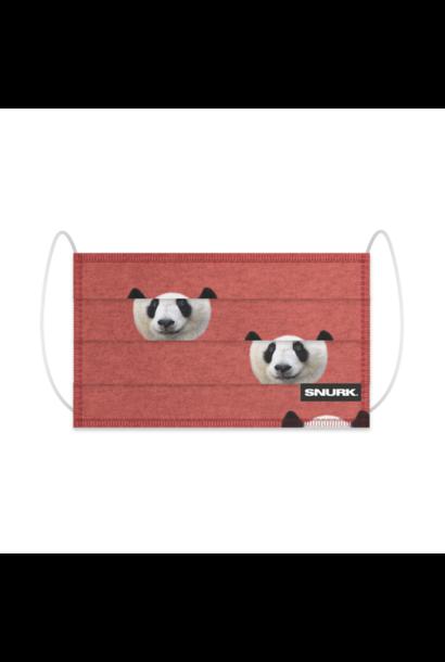 "Mundmaske ""Panda"""
