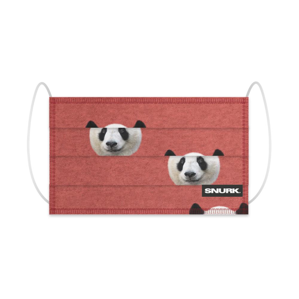 "Herbruikbaar Mondmasker ""Panda""-1"