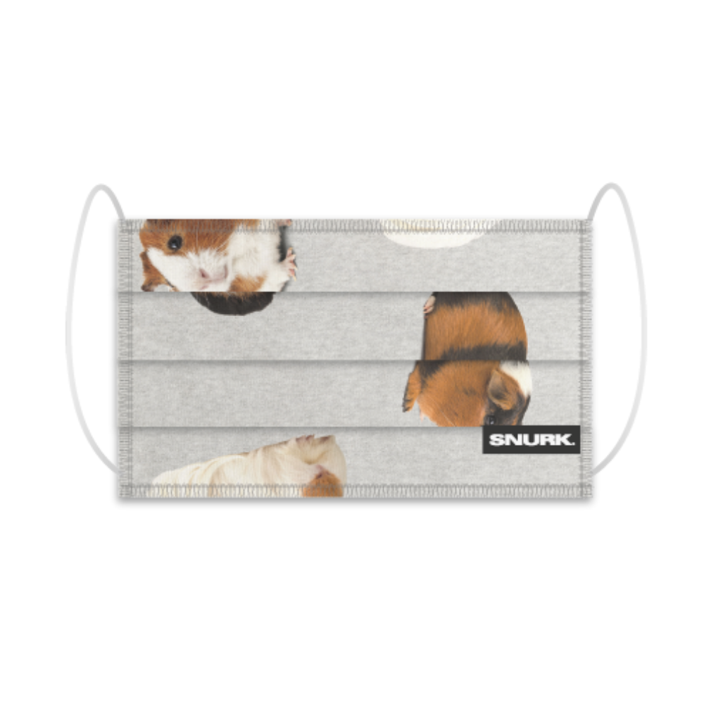 "Reusable Mouth Mask ""Guinea Pig""-1"