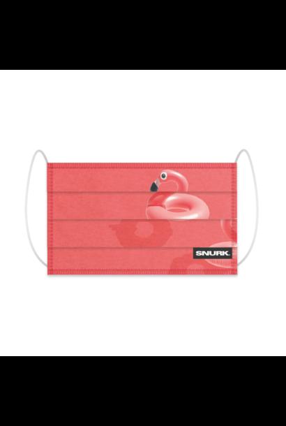 "Masque Buccal ""Flamingo"""