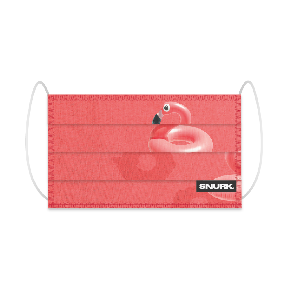 "Herbruikbaar Mondmasker ""Flamingo""-1"