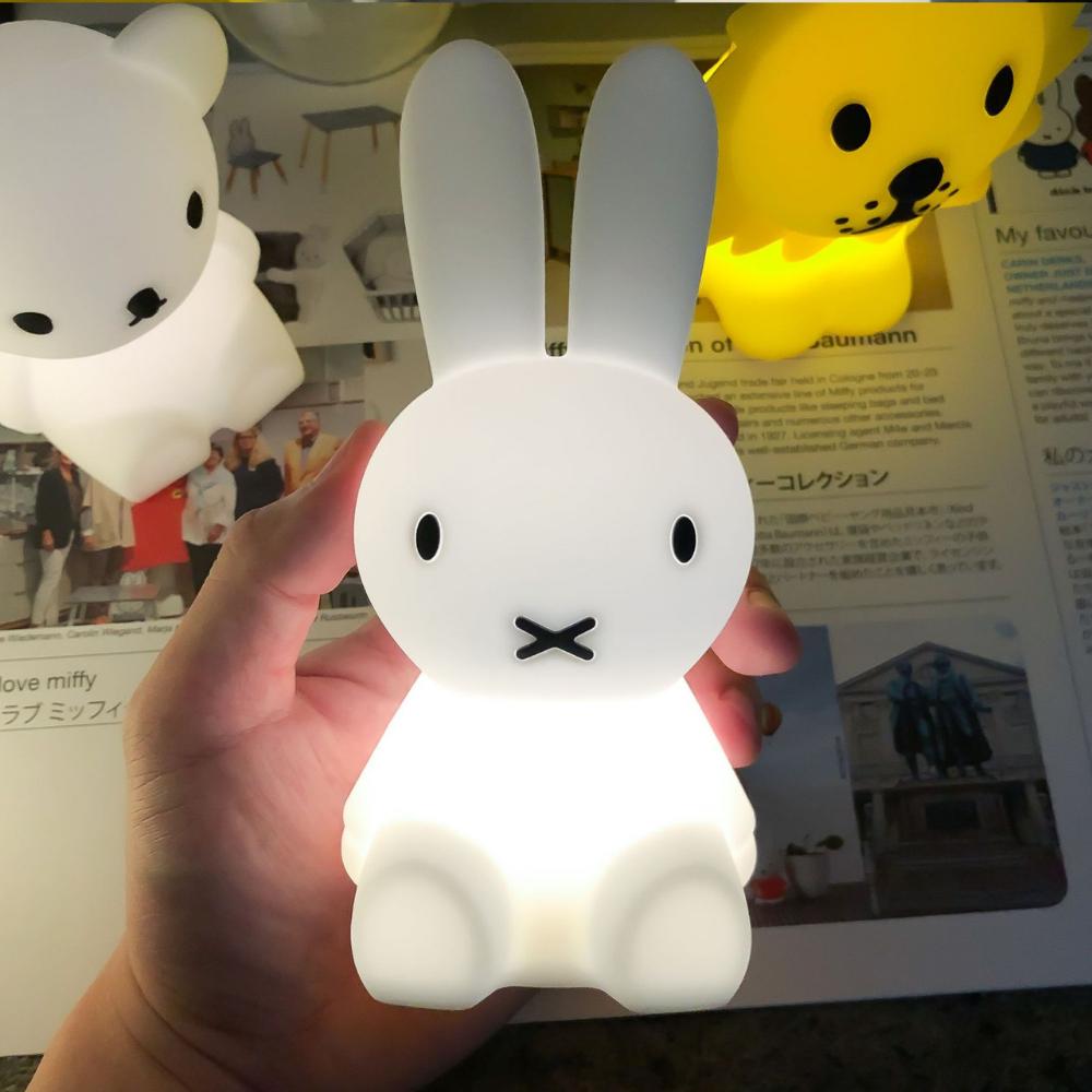 Lampe Miffy 15 Cm-9