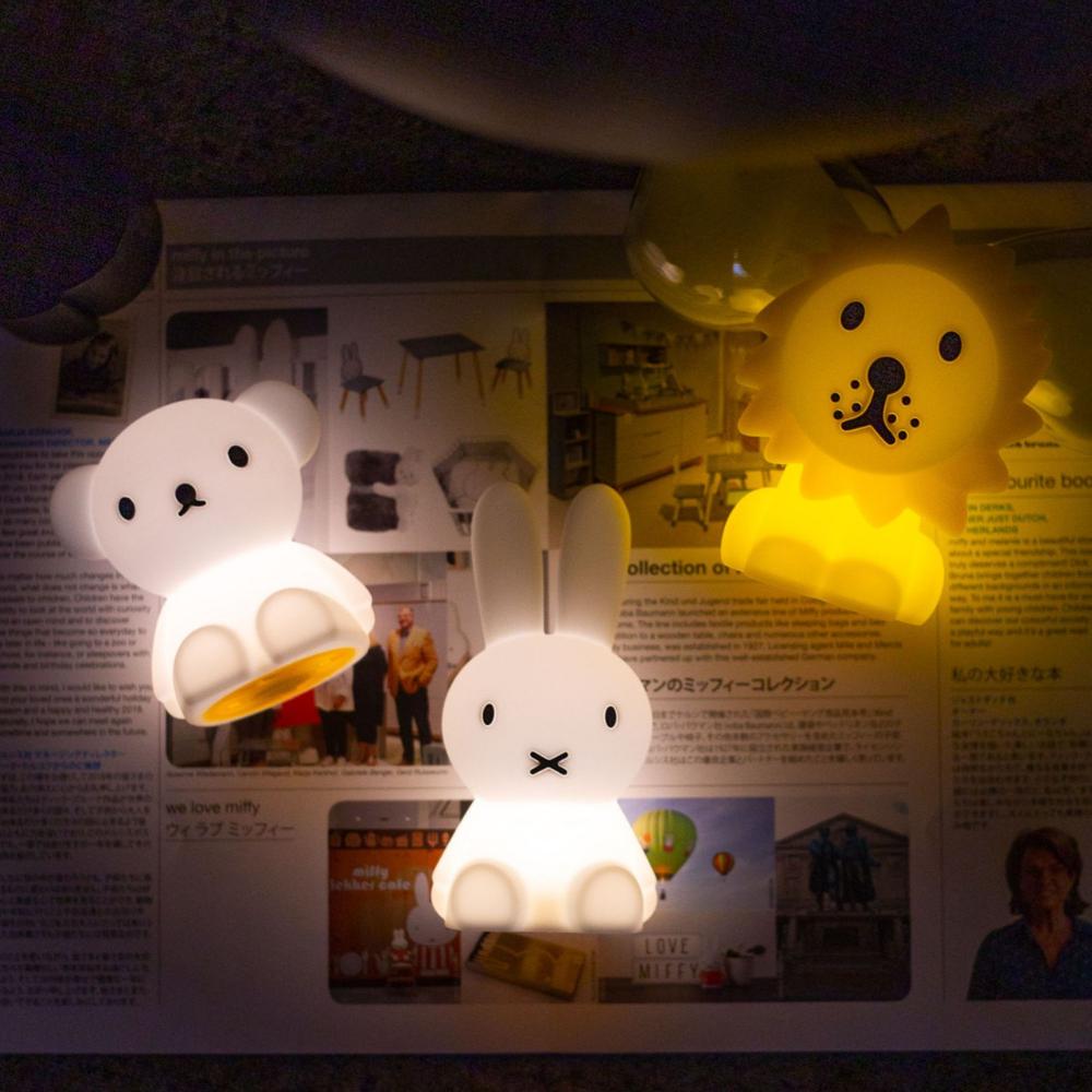 Lampe Miffy 15 Cm-8