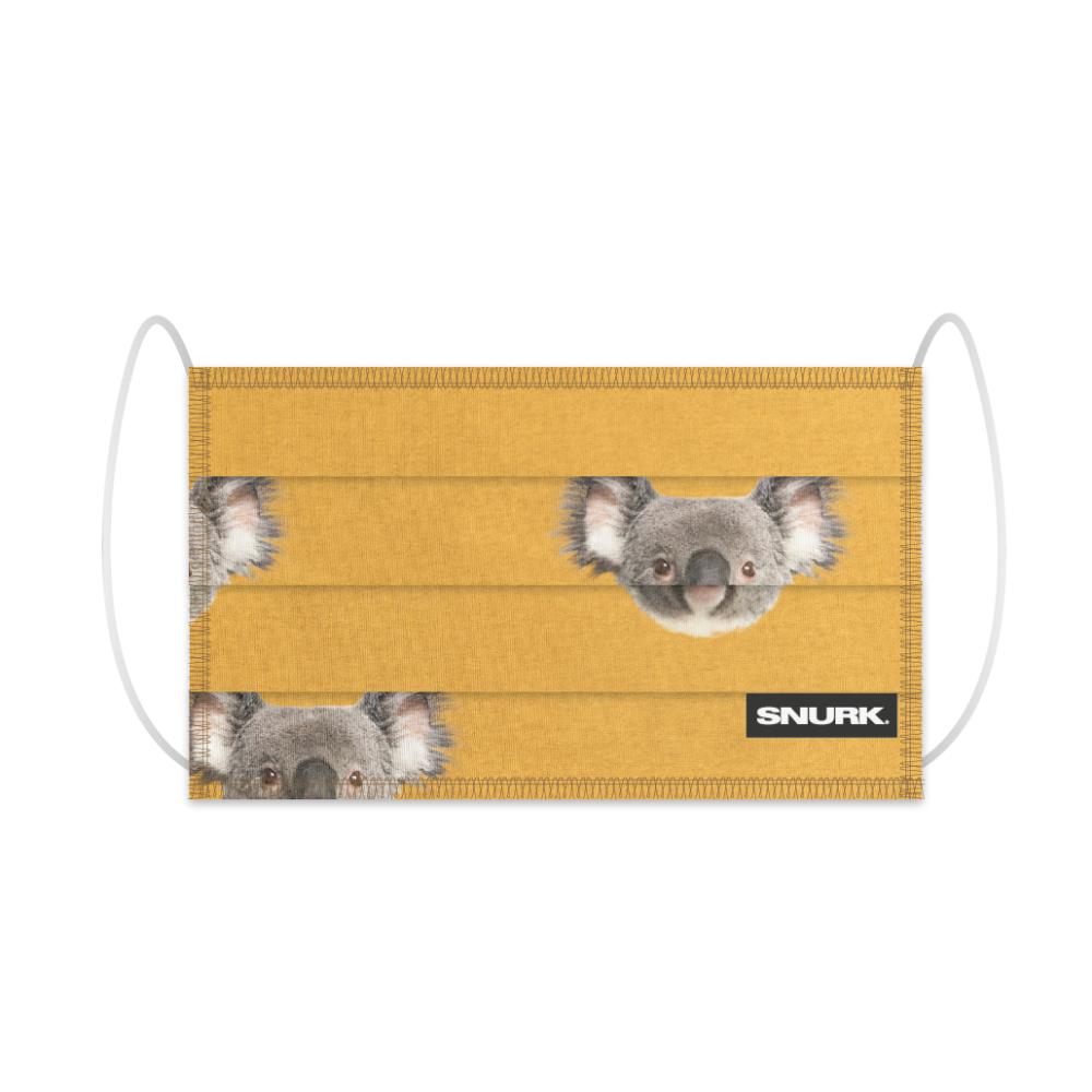 "Herbruikbaar Mondmasker ""Koala""-1"