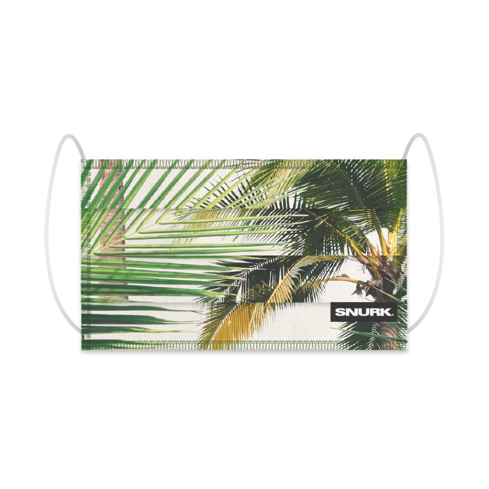 """Herbruikbaar Mondmasker """"Palm Beach""""-1"""