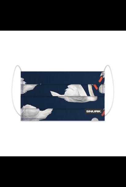 "Masque Buccal ""Swan Lake"""