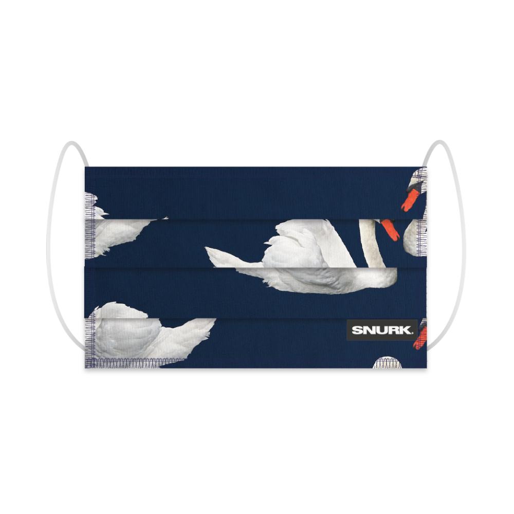 """Herbruikbaar Mondmasker """"Swan Lake""""-1"""