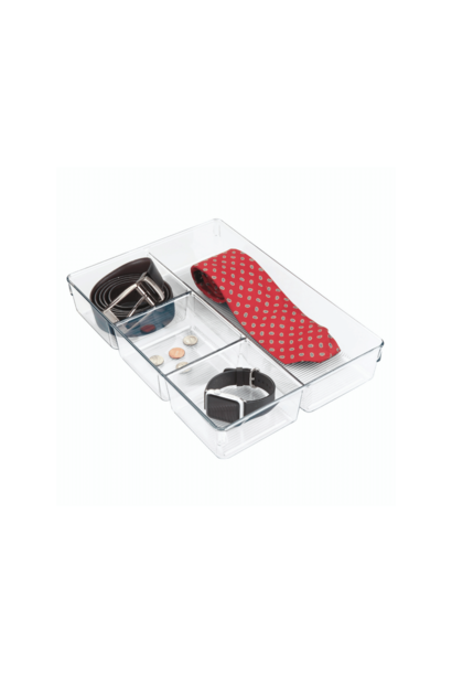 Drawer Organizer 4 Compartments
