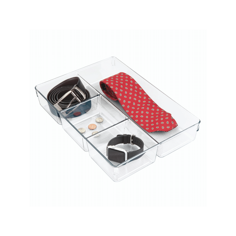 Drawer Organizer 4 Compartments-1