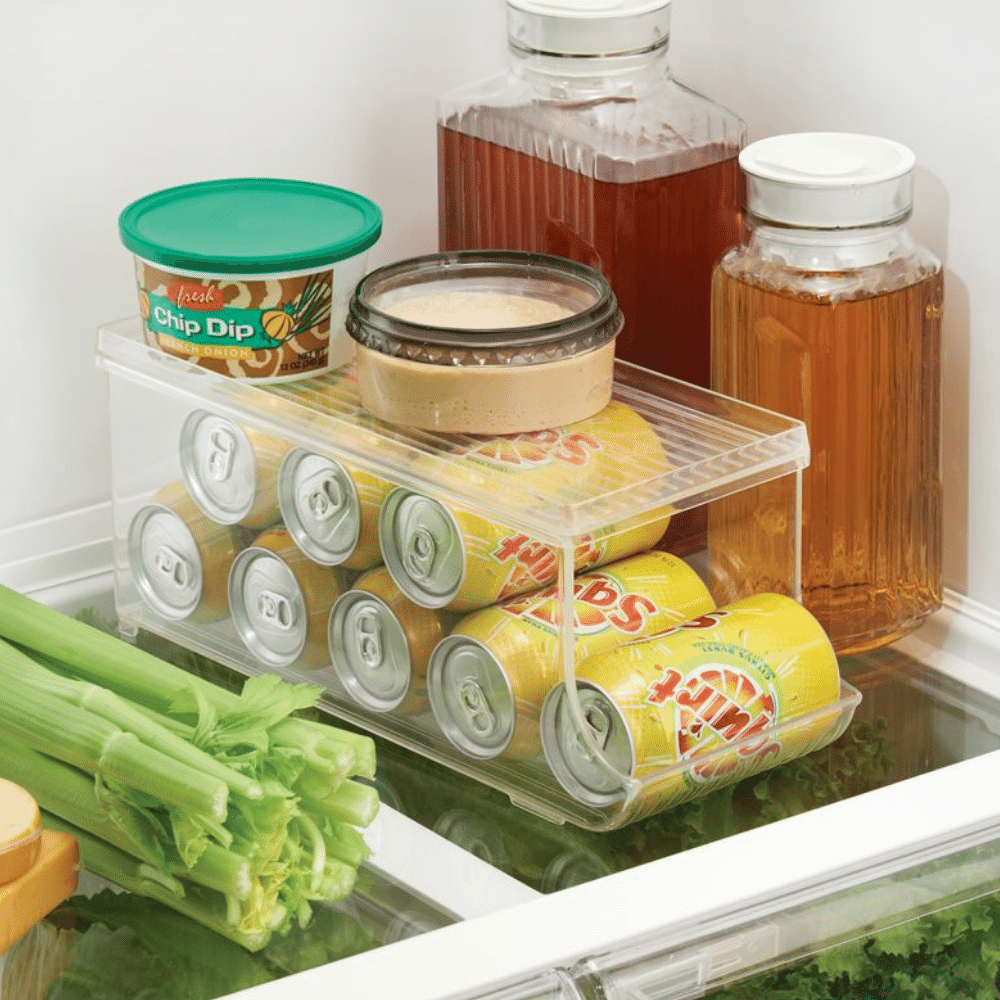 Fridge Organizer for Cans-4