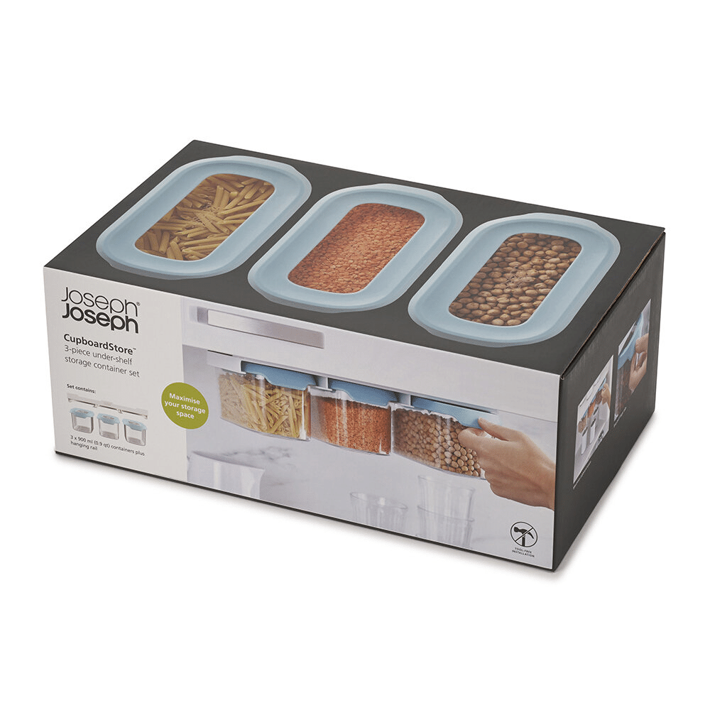 Cupboard Store Storage Container 3-Set-9