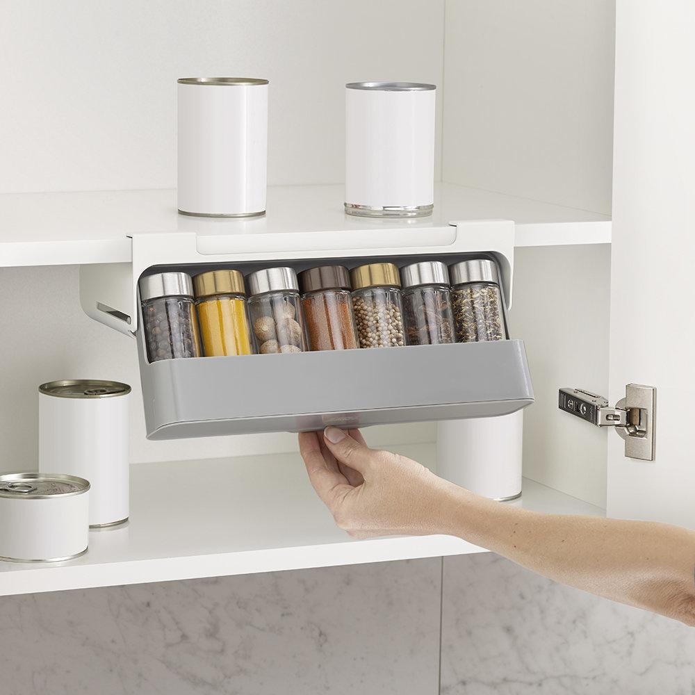 Cupboard Store Spice Rack-5