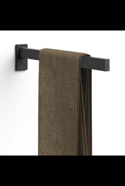 LINEA Towel Holder Black