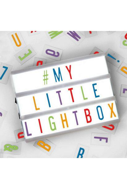 LIGHTBOX A5 | Weiß - Micro USB