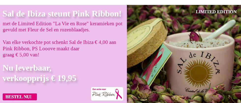 Pink Ribbon Sal de Ibiza