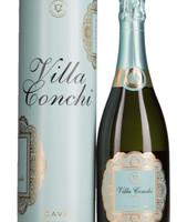 Cava Conchi fles in blik