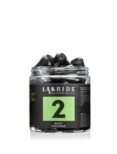 Lakrids No. 2 Salty Liquorice 150g