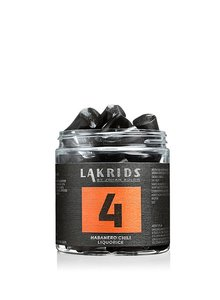 Lakrids No. 4 Chili Liquorice 150g