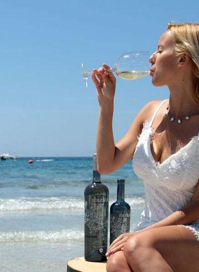 Ibizkus Ibiza vino de la Tierra Ibizkus Vino Blanco