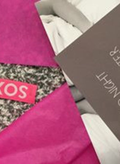 SOXS Soxs dames roze label