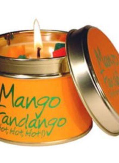 Lily Flame geurkaars Mango Fandango