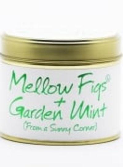 Lily Flame geurkaars Mellow Figs & Garden Mint