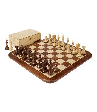 Ubergames Tilted Mayfield Schachfiguren & Brett & Box