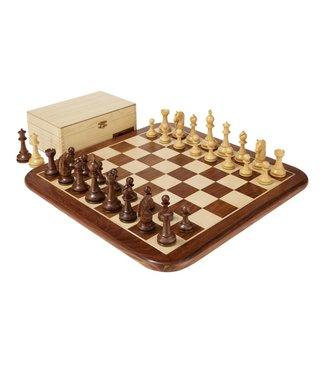 Ubergames Armoured schachfiguren mit Brett und Box