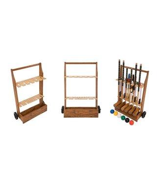 Ubergames Rollwagen, mit Platz für 6 Paletten und andere Materialien