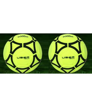 Ubergames Futsal Indoor Felt ball, size 3