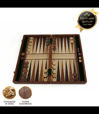 Meister Handgefertigte Backgammon Spiel - Magnetisch