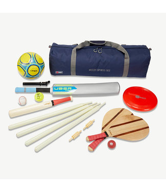 Ubergames Multi Sport Set, 5 Sportspiele in praktischer Transporttasche