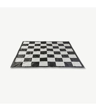 Ubergames XXXL GIGA Schachmatte, Größe: 262x262cm, für Giga Schachset oder Giga Dameset