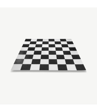 Ubergames XXXL GIGA Schachbrett, Größe: 304x304cm, für Giga Schachset oder Giga Dameset