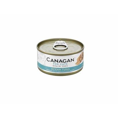 CANAGAN Ocean Tuna 12x75gram