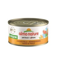 ALMO NATURE KIPPENBOUTVLEES    24x70GR