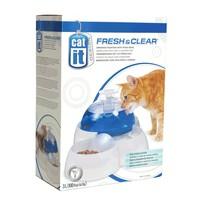 CATIT CAT-IT WATERBAK+VOERBAKJE 50050