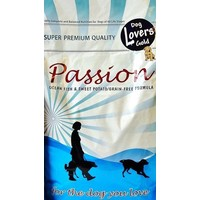 DOGLOVERS Doglovers Gold Passion 5kg