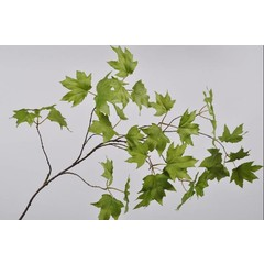 Silk-ka Leaf branch green 187 cm