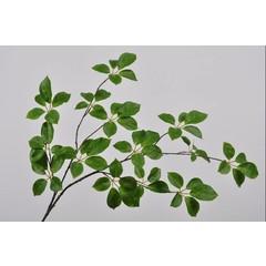 Silk-ka Leaf branch green 134 cm