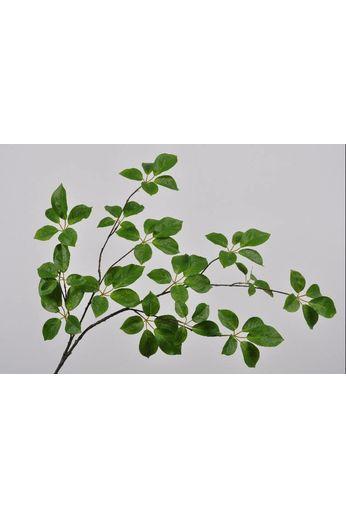 Silk-ka Bladtak groen 134 cm