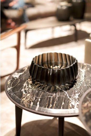 Guaxs Scale '' Manakara Bowl '' Indigo / Smokegrey